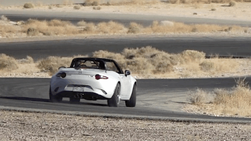 Mazda MX-5 With 6.3-Liter Swapped V8 Has No Apparent Downsides