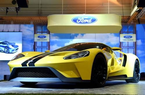New EcoBoost-Powered Ford GT Is Less Efficient than Supercharged V8 Predecessor