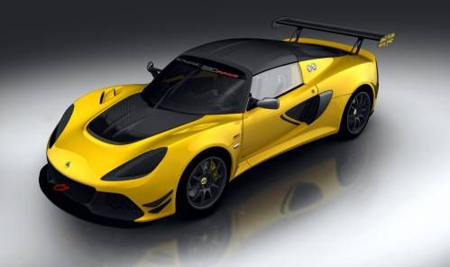 Lotus Exige Race 380 Looks Ready to Win Some Trophies