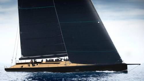 First Wally 93 Racer-Cruiser Yacht Sold