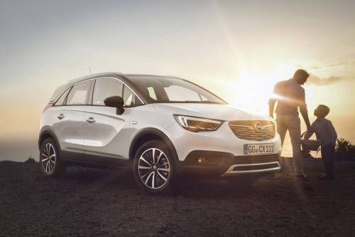 Opel and Vauxhall Unveil Their All-New 2017 Crossland X B-Segment Crossover