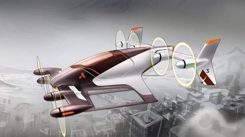 Airbus Is Considering Self-Flying Cars to Decongest Traffic