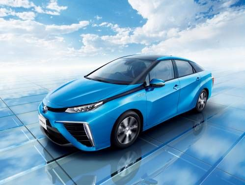 "Hydrogen Council: BMW, Toyota, Daimler and Others To Invest $10 Billion in ""Clean"" Tech"