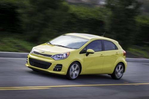 Kia Rio UB (2011-2016): Review, Problems, and Specs