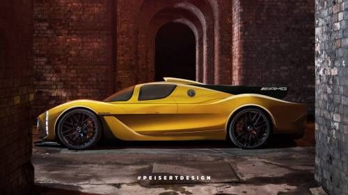Mercedes-AMG Project One Rendering Is Enough to Keep Our Interest High