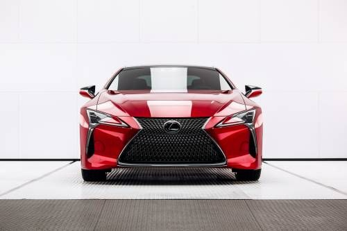 Lexus' Super Bowl Ad Features Sia, the LC 500 and Lil Buck