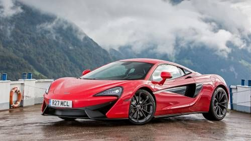 McLaren to Work with BMW on New, Better-Performing Engines