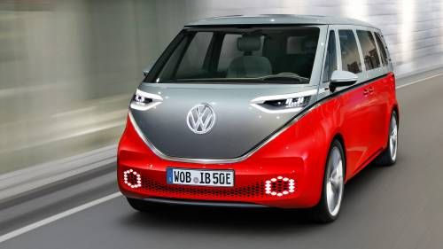 This Is What VW's e-Bulli Could Look Like
