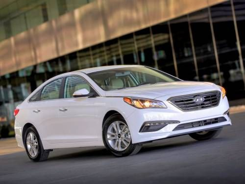 Hyundai Sonata LF (2014-present): Review, Problems, and Specs