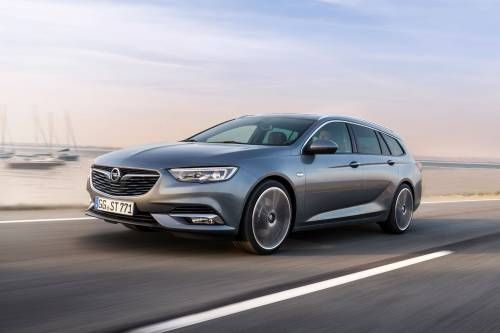 2017 Opel Insignia Sports Tourer Debuts with Up to 1,638 Liters of Cargo Space
