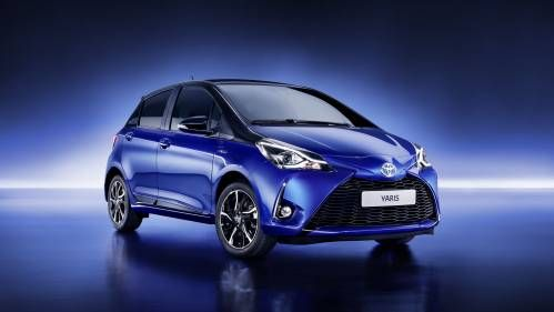 2017 Toyota Yaris Detailed: 900 New Parts, 1.5-liter Engine and Fresh Looks