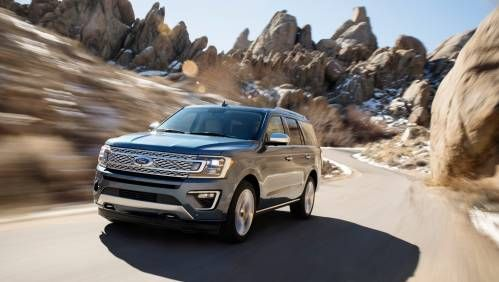 2018 Ford Expedition Employs 3.5-Liter EcoBoost Mill and Aluminum Body
