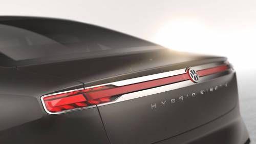 Pininfarina-Designed Hybrid Kinetic Group H600 Luxury Sedan Teased Ahead of Geneva Debut