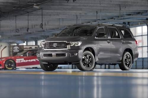 Toyota Roughs Up the Tundra and Sequoia TRD Sport, Adds Manlier RAV4 Adventure