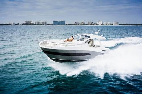 Azimut Verve 40 is the First Outboard Boat Built by the Italian Yard