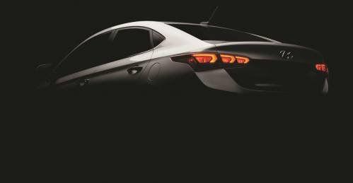 Hyundai Teases All-New 2018 Accent Subcompact Sedan