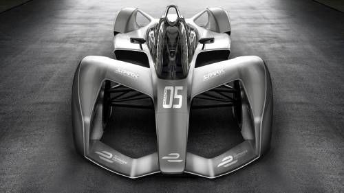The Future of Formula E Is Here and It Looks Amazing