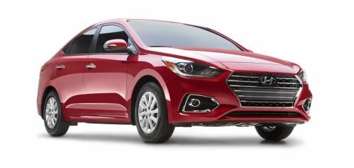 All-New 2018 Hyundai Accent Looks Like a Downsized Elantra