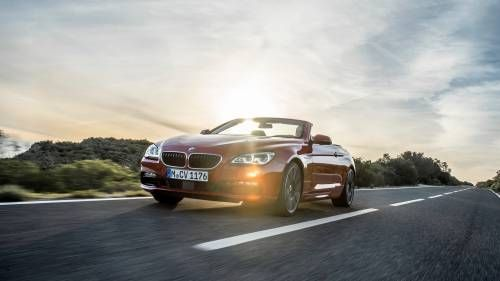 BMW 640d xDrive Convertible Test Drive: Set For Comfort