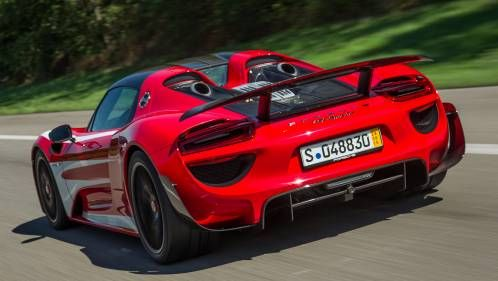 Let Porsche's Most Wicked Sounding Cars Chase Away the Monday Blues