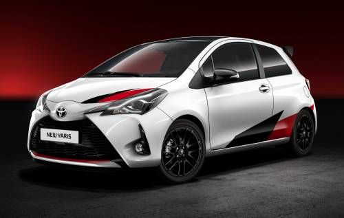 Geneva-Bound Toyota Yaris GRMN Packs 1.8L Supercharged Engine, i-TRIL Concept Will Join It on Stage