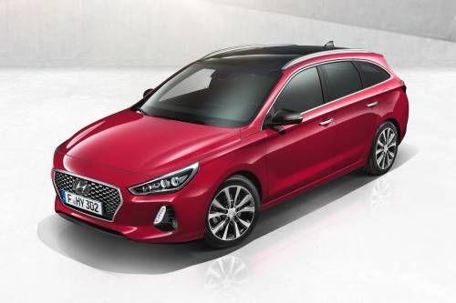 Hyundai Details New i30 Tourer Ahead of Geneva Motor Show