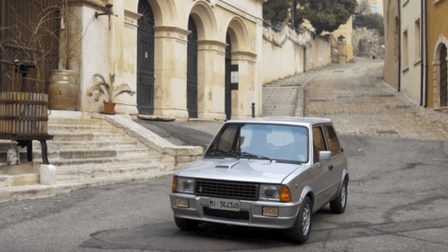 Mini DeTomaso Turbo Is the 80s Hot Hatch You Didn't Know About