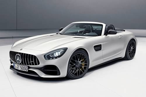 Mercedes-AMG Treats Itself with Three New Edition Models