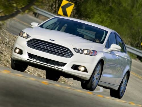 Ford Fusion CD931 (2012-on): Review, Problems, and Specs