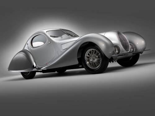 1937 Talbot-Lago T150-C SS 'Goutte d'Eau' Is Larger Than Life, Breathes Perfection