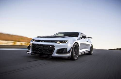 2018 Chevrolet Camaro ZL1 1LE: Here Comes the Track Godfather