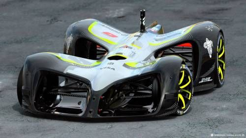 Self-Driving, Electric Robocar of Roborace Finally Unveiled, Can Reach 199 MPH