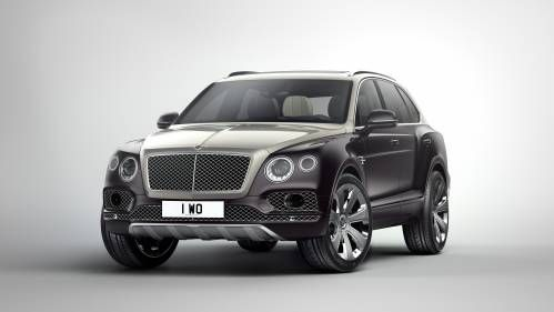 Bentley Bentayga Mulliner Debuts as the Mother and Father of SUV Opulence