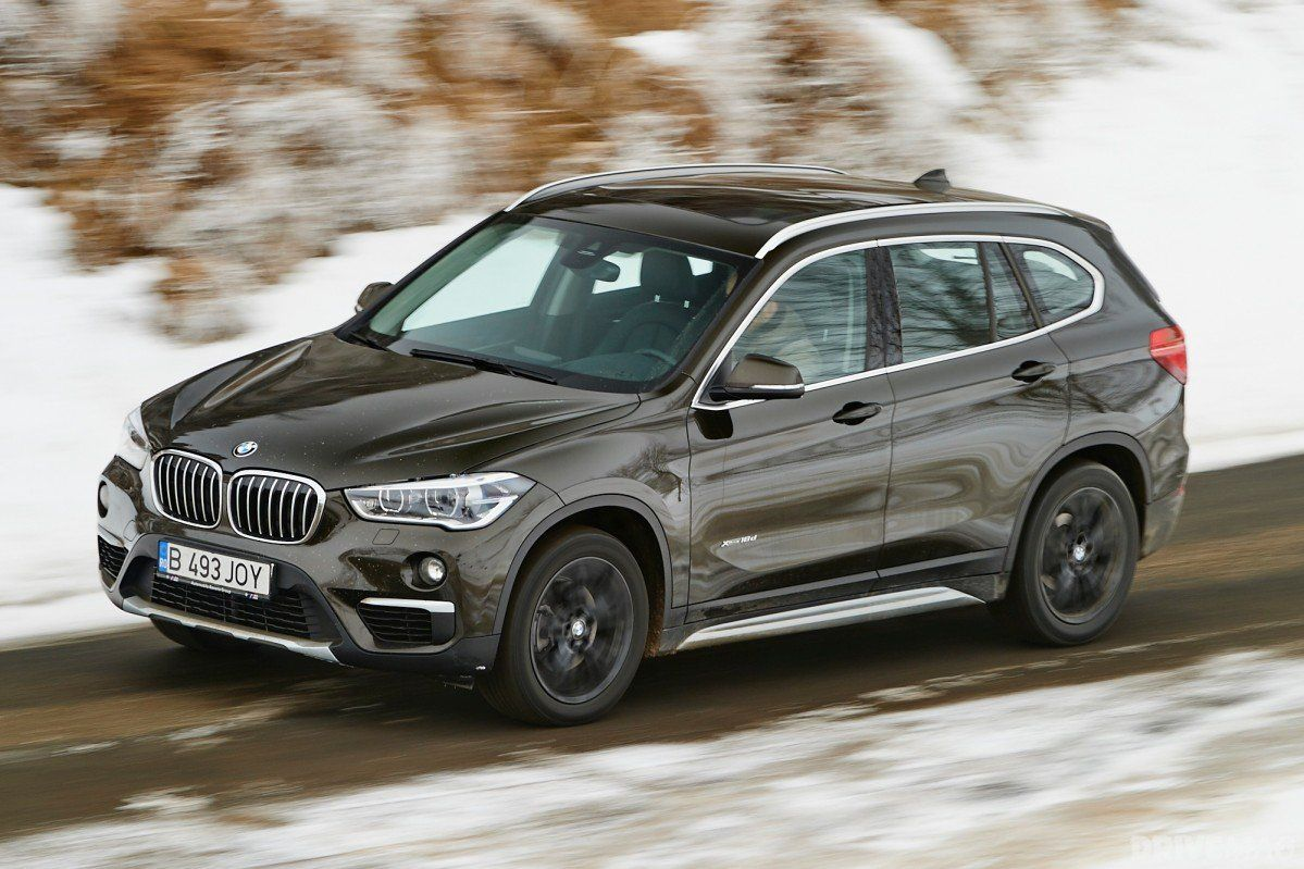 2017 Bmw X1 Xdrive18d Xline Test Drive X1 Marks The Sweet Market Spo