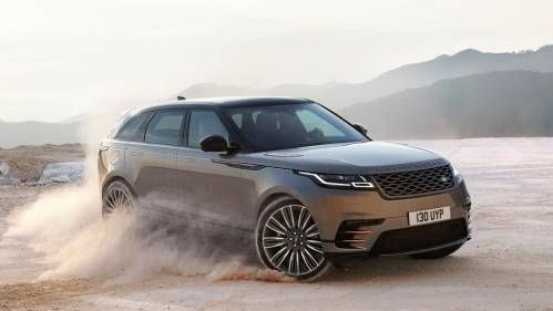Bow Down to the Range Rover Velar, the World's Best Looking SUV