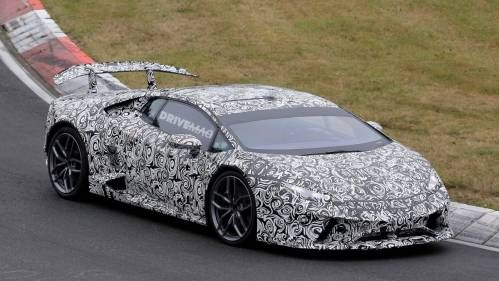 Lamborghini Huracán Performante Is the New Nürburgring King