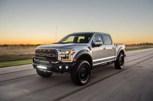 605 HP 2017 Hennessey Velociraptor Shoots From 0 to 60 in 4.2 Seconds
