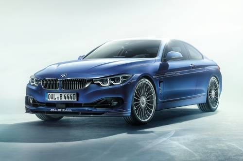 Updated Alpina B3 S and B4 S Bi-Turbo Throw Down the Gauntlet to BMW's M3 and M4