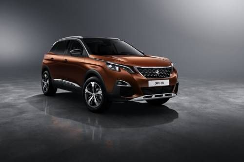 Peugeot 3008 Is the 2017 European Car of the Year