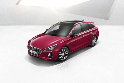 New Hyundai i30 Tourer Shows Its Larger Rump in Geneva