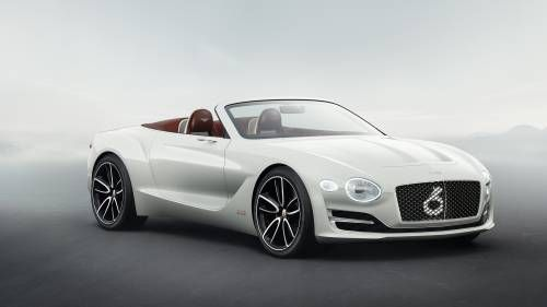 Bentley EXP12 Speed 6e Brings Silent Finesse at Geneva 2017