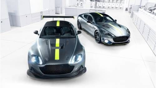 Aston Martin Goes Hardcore with AMR, AMR Pro Versions
