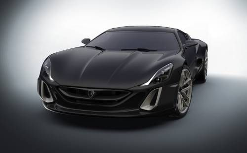 Rimac Automobili Upgrades the Concept_One Hypercar, the EV Now Deploys 900 KW