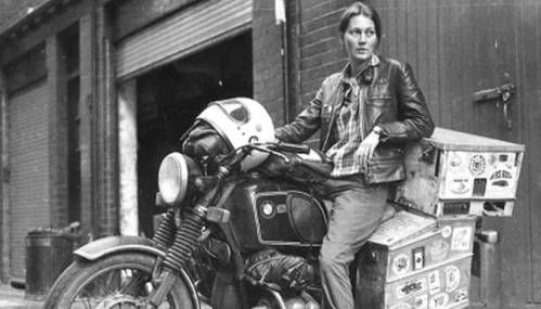 Four Brave Women in the Motorcycling World