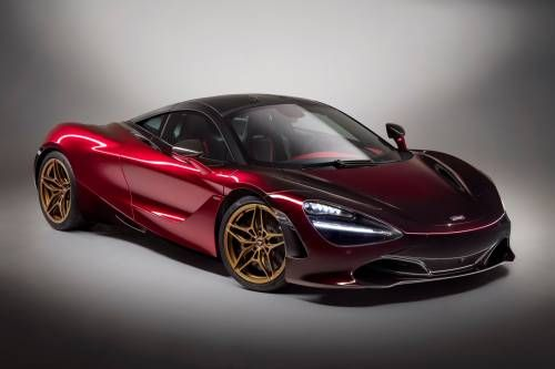"MSO's One-Off McLaren 720S ""Velocity"" Has a $408,000 Price Tag"