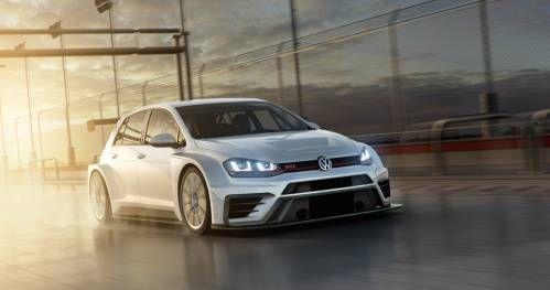 Boosted VW Golf GTI TCR Cranks 350 HP, Cuts Through Air Like a Katana