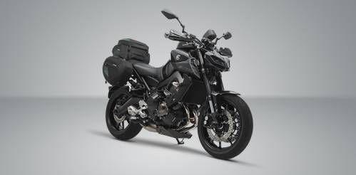 Yamaha MT-09 [FZ-09] gets SW Motech accessories