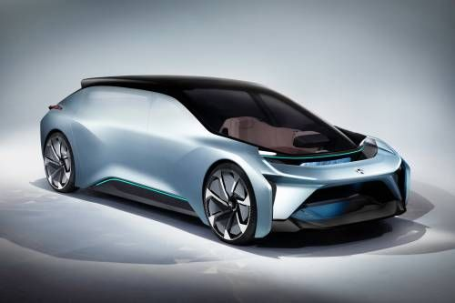 Meet Nio Eve, a New Battery-Powered Autonomous Concept with AI Assistance
