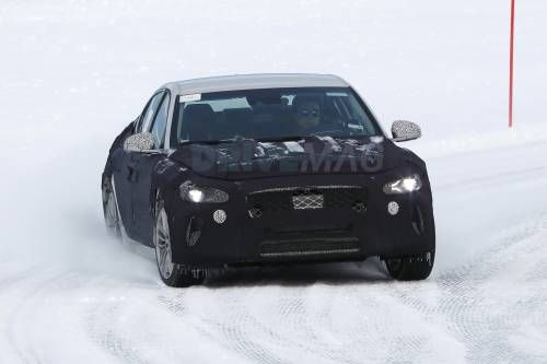 Check Out the New Genesis G70