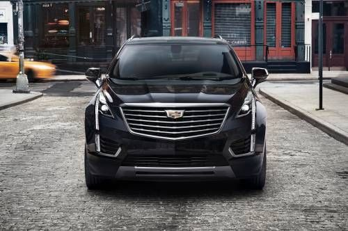 Cadillac Confirms XT4 Compact Crossover for 2018